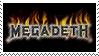 Megadeth Stamp by Kezzi-Rose