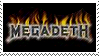 Megadeth Stamp by Kezzi-Rose
