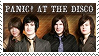 Panic At The Disco Stamp by Kezzi-Rose