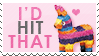 Pinata Stamp by Kezzi-Rose