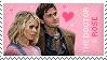 Doctor x Rose Stamp