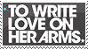 TWLOHA Stamp by Kezzi-Rose
