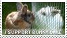 Bunny Love Stamp