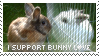 Bunny Love Stamp by Kezzi-Rose