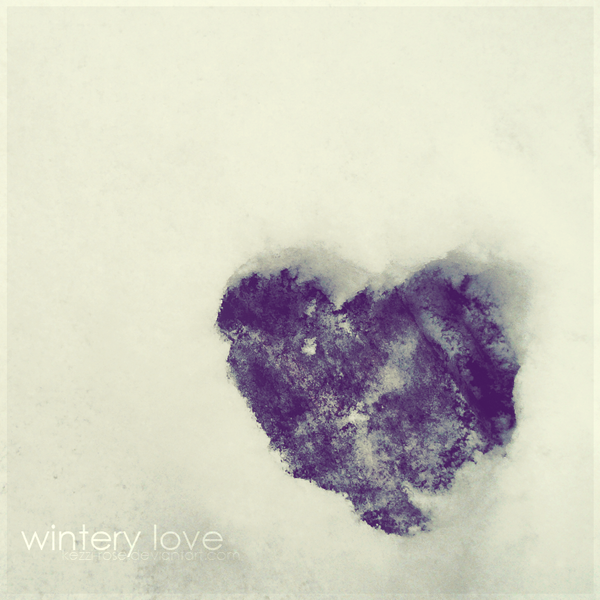 Wintery Love by Kezzi-Rose