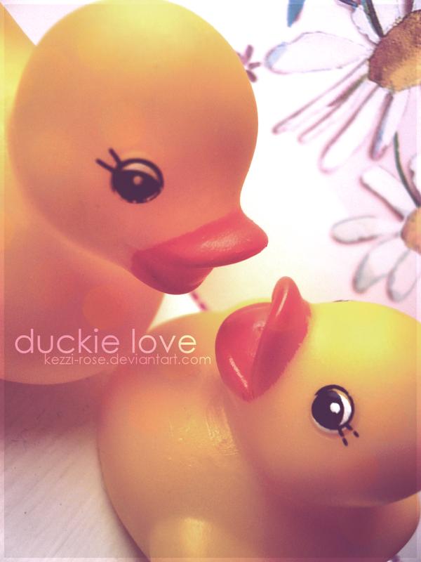 Duckie Love by Kezzi-Rose