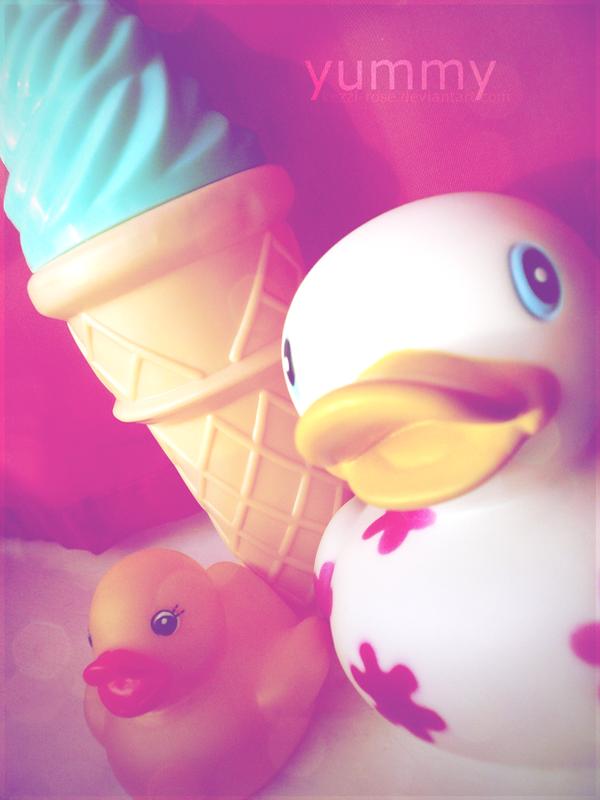 Yummy by Kezzi-Rose