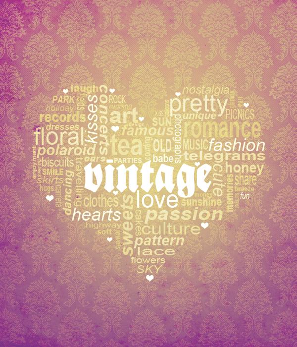 Vintage Love by Kezzi-Rose