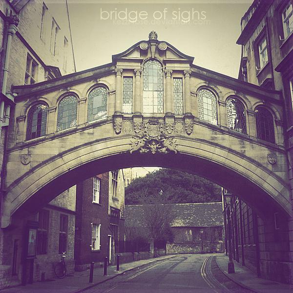 Bridge of Sighs by Kezzi-Rose
