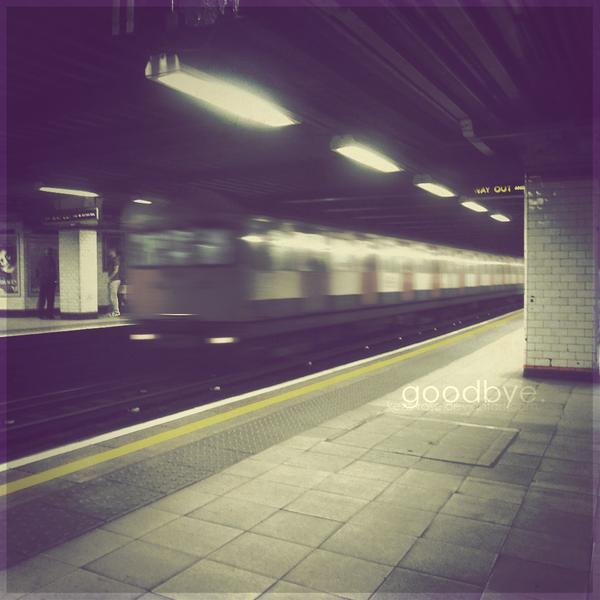 Goodbye. by Kezzi-Rose