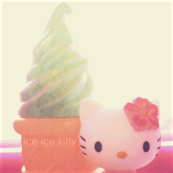 Ice Ice Kitty by Kezzi-Rose