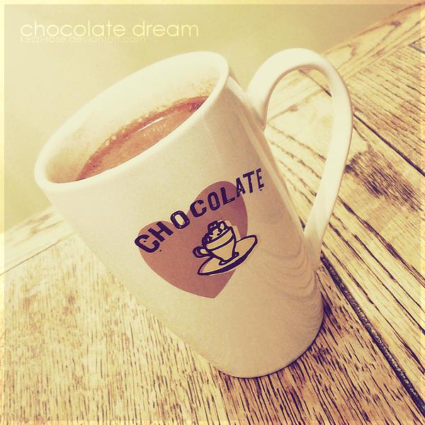 Chocolate Dream by Kezzi-Rose