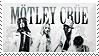Motley Crue Stamp by Kezzi-Rose