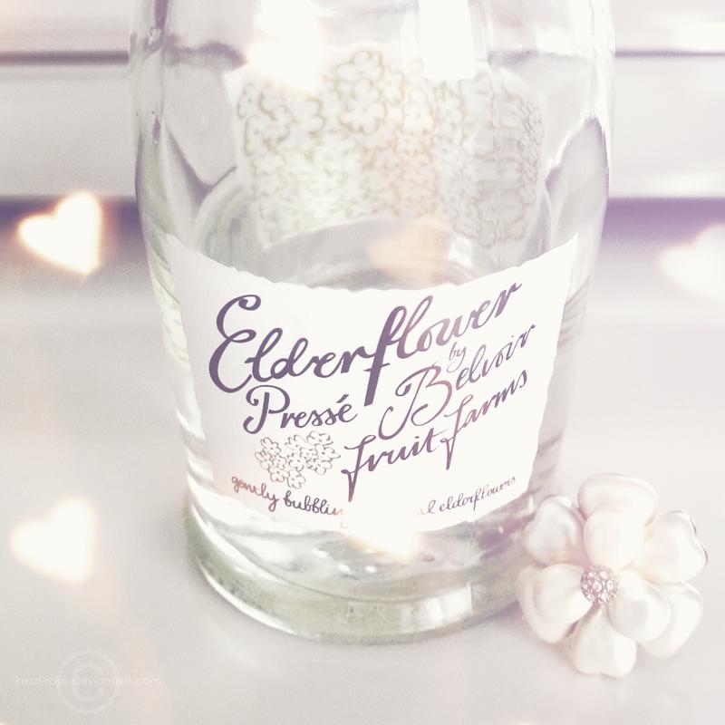 Elderflower Love by Kezzi-Rose
