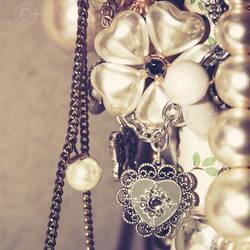 Pearlescent Petals