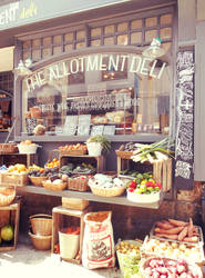 The Allotment Deli by Kezzi-Rose