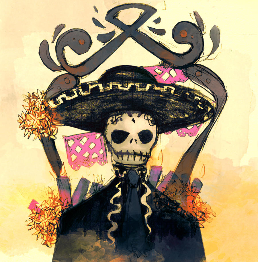 The Death Mariachi by