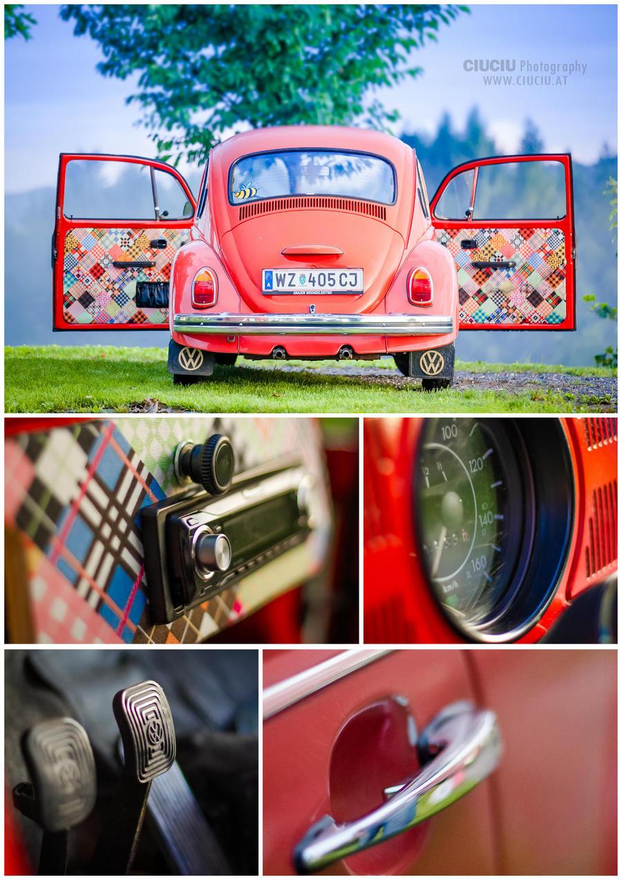 wedding car by CIUCIU-Photography