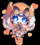 Commission: I Heart You!