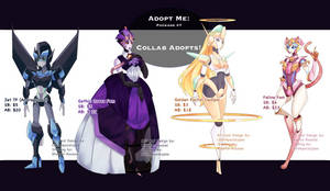 Adopt Me Package #7: Collab Adopts! (Closed)