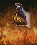 Godzilla's hell