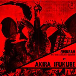 Ghidrah Album Cover