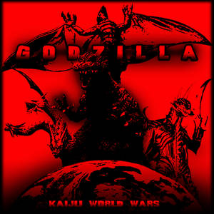 Kaiju World Wars Cover Contest