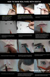 Colored Pencil Drawing Tutorial: How to draw a boy