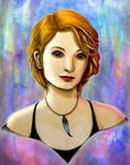 Rachel Amber - Before the Storm by artfreakguy