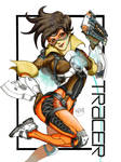 I'm Already Tracer! by artfreakguy