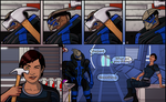 Messing With Garrus