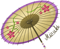 Giesha Umbrella by phelppa
