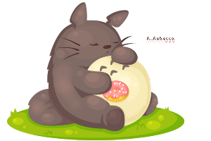 Totoro by phelppa