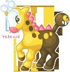 Girafarig by phelppa