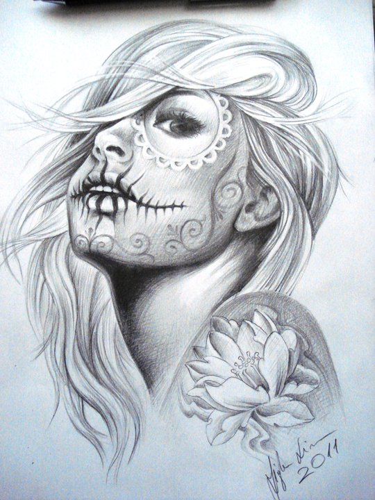 Tattoo by liviuxxl on deviantart for Badass angel tattoos