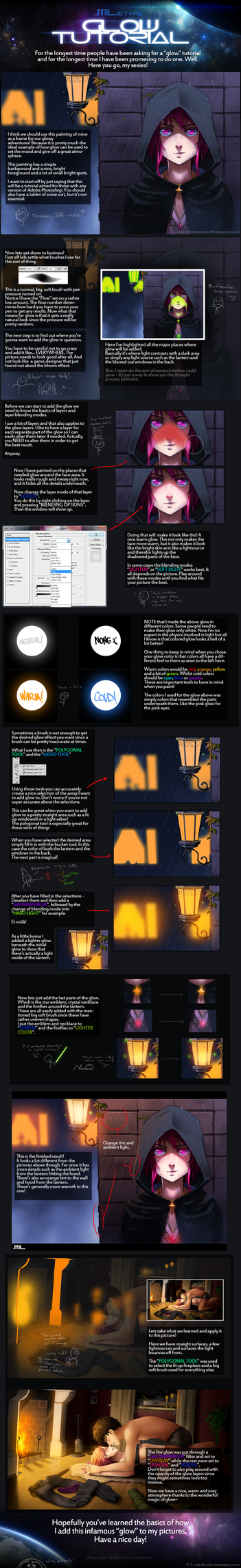 MLeth's GLOW Tutorial by MLeth