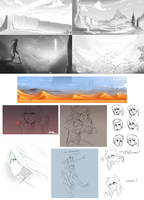 Sketch Dump! by MLeth