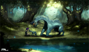 DP Saga - Emily and the Beast (2014 Edit)