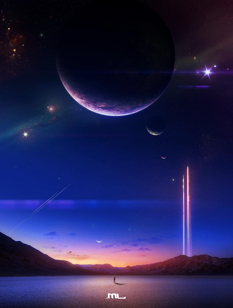 DP Saga - Celestial Body by MLeth