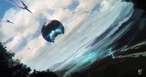Dark Planet Saga - Child