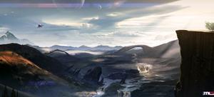Dark Planet Saga - Eclipse Valley