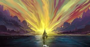Boat by MLeth