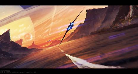Dark Planet Saga - Chase