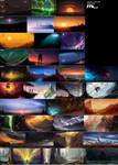 Digital Landscapes 2009 to 2016