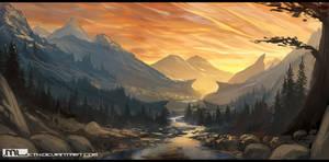 Suncatcher Valley by MLeth