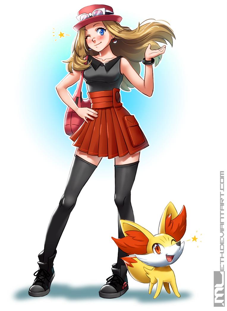 Pokemon VGGTS pics - Page 12 |Pokemon Serena Gts