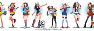 Pokemon Girl Power