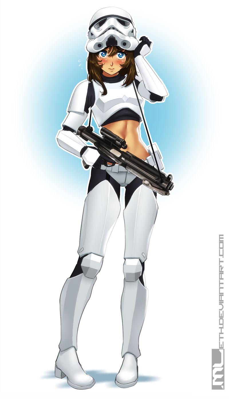 Stormtrooper Brooke