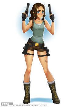 Tomb Raider Brooke