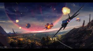 Dark Planet Saga - Last Stand